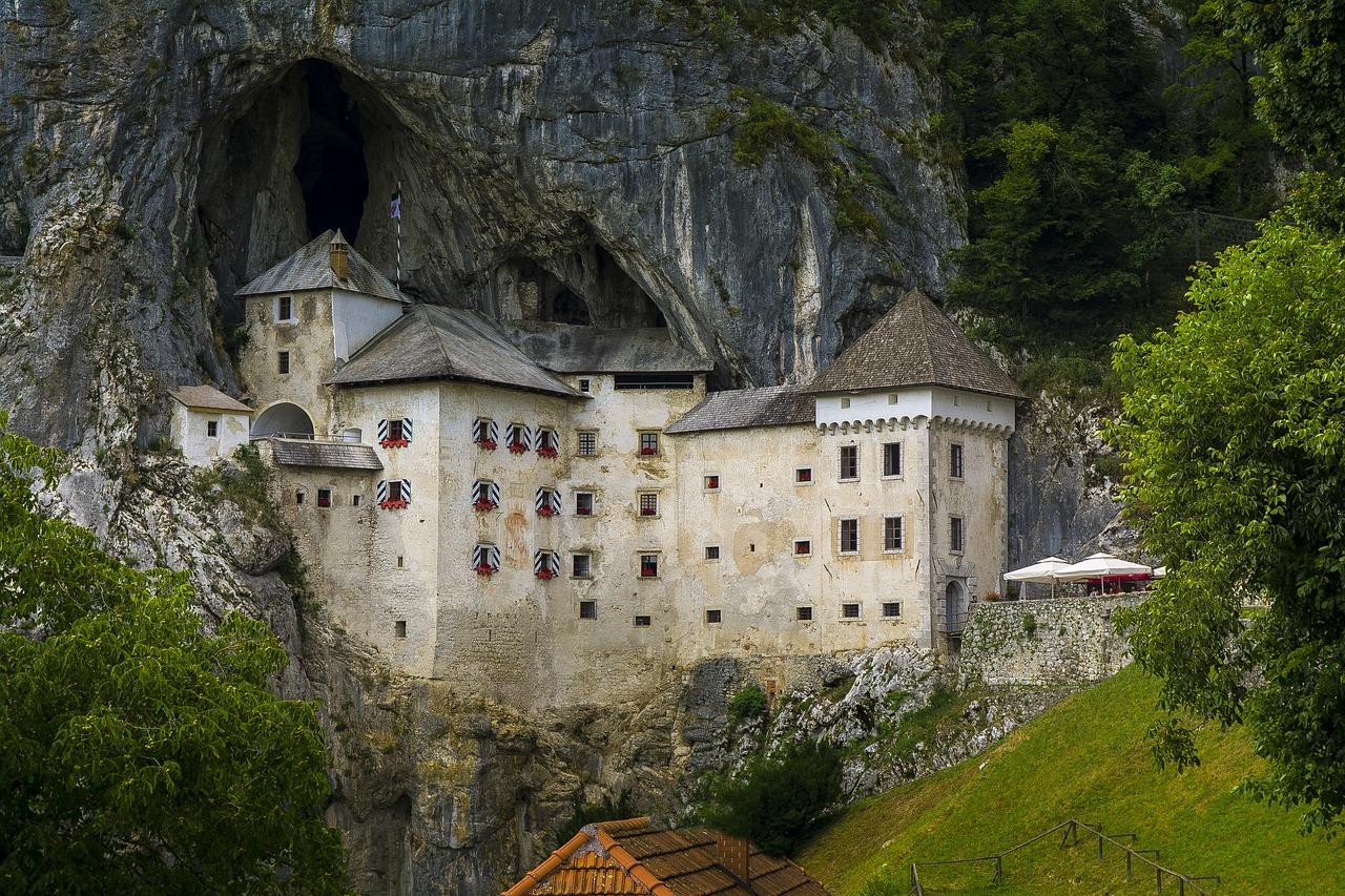 postojna, slovenia, castle